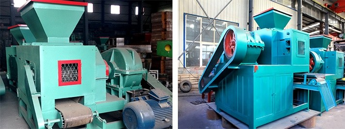 Luick Lime Dry Powder Briquetting Machine